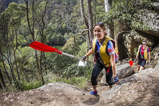 Glenbrook Adventure Race 2018