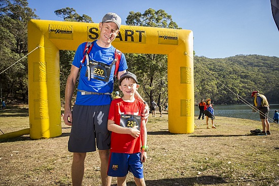 Royal Ntnl Park Adventure Race 2018