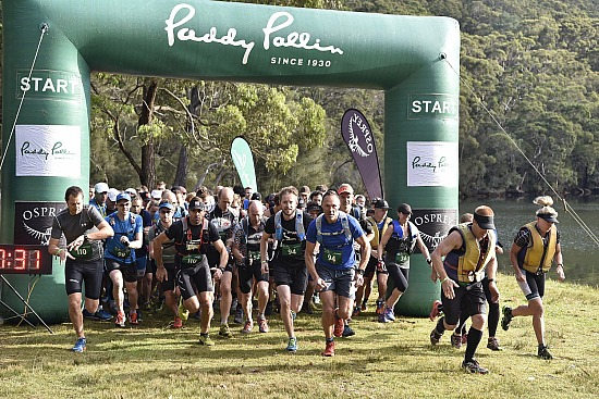 MaxAdventure Race Royal National Park 2017
