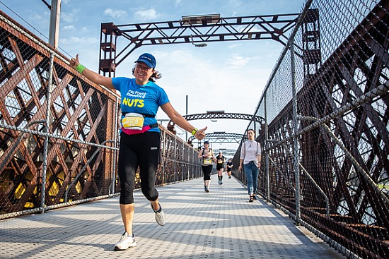 Three Bridges Run 2019